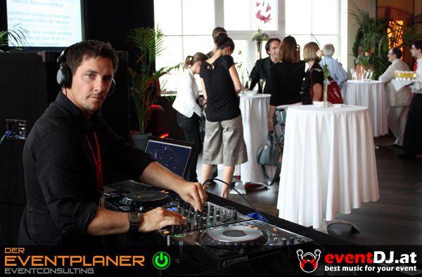 Firmenevent-DJ